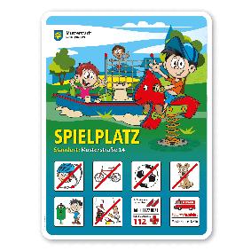 SP-01-16-Spielplatzschild-Spielplatz-mit-FederwippeMl4FWXZRoToBW
